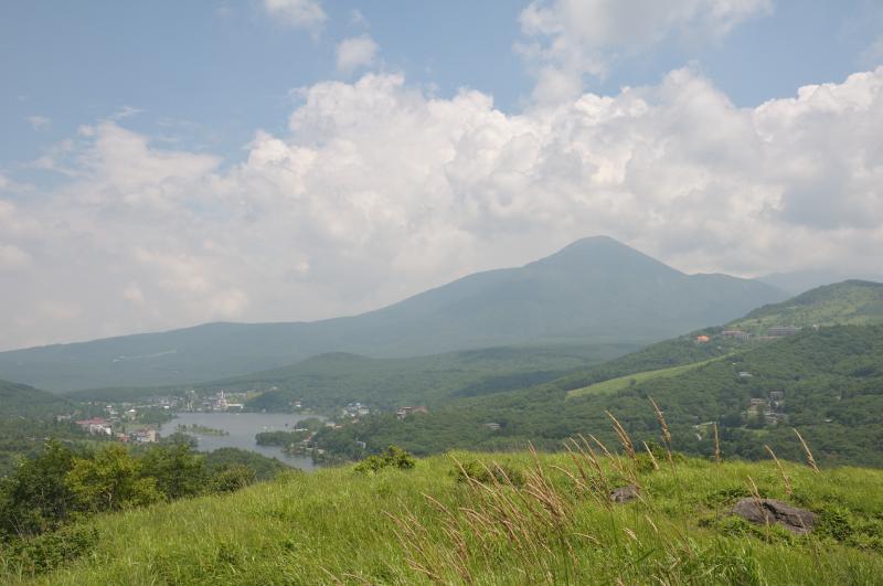 霧ヶ峰からの展望